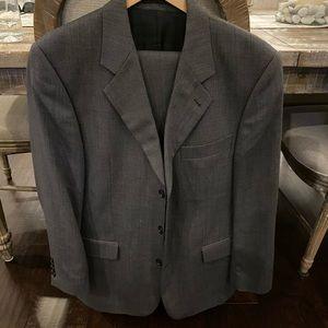 Other - Men's Gray Italian Suit